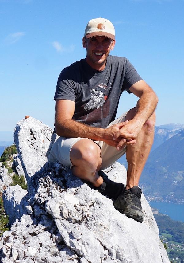 Quentin Gajovic;sorties botaniques; naturopathe Aix Riviera;naturopathe Aix-les-bains